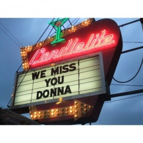 Donna's Good Things event is being held at the Candlelite in Chicago